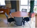Professionnels Table de réunion